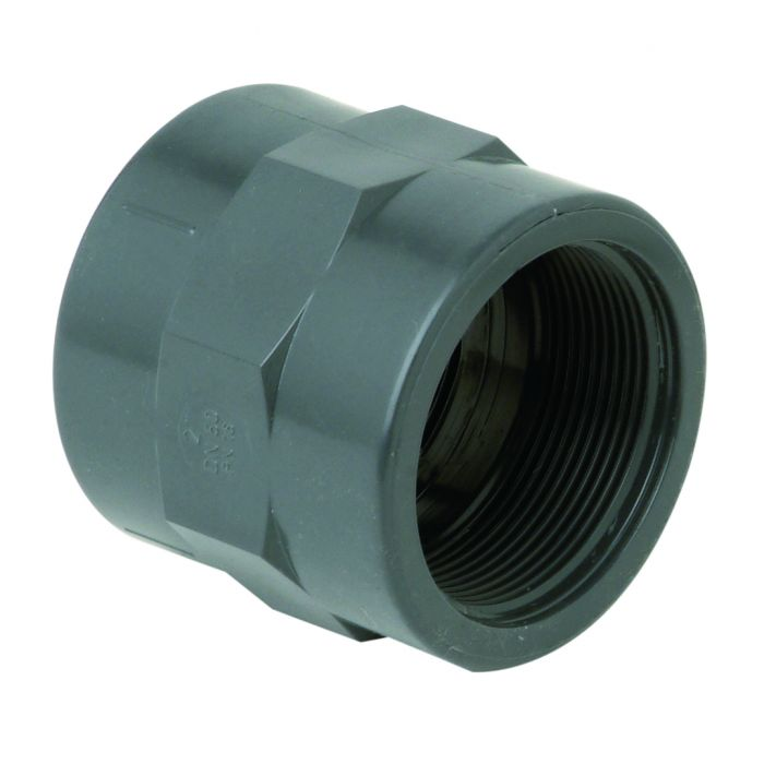 ABS Plain Threaded Socket,Imperial sizes Pipe Fittings