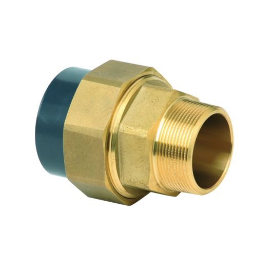 Composite Union Brass Male