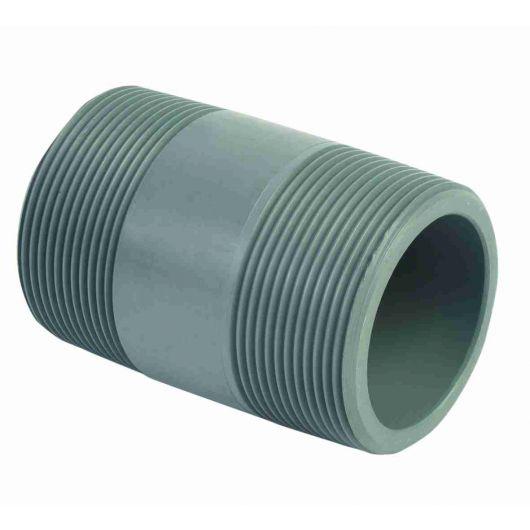 Barrel Nipple Threaded-Threaded