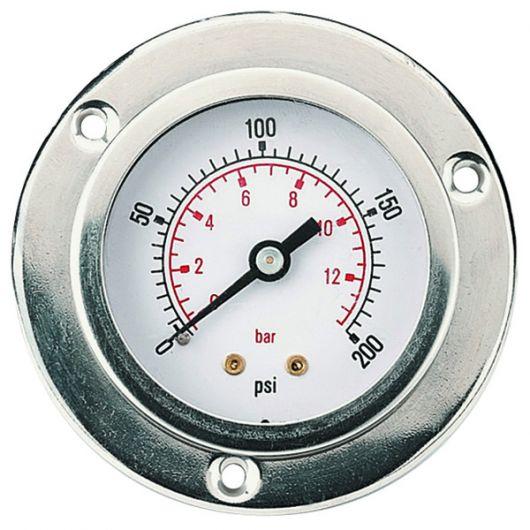 Flange Type Pressure Gauge