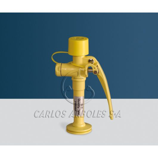 Arboles Taple Mounted Eye Wash With 1.5M Hose