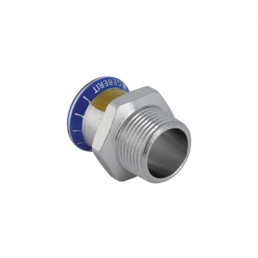 Adaptor with Male Thread (Gas)