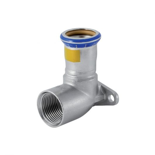Elbow Tap Connector 90¦ (Gas)