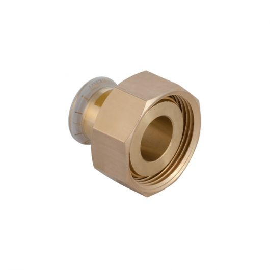 Adaptor with Union Nut