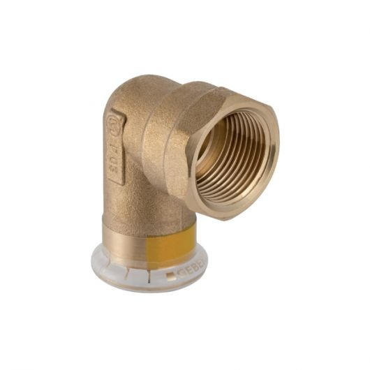 Elbow Adaptor 90 with Female Thread