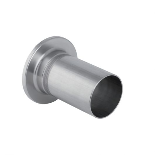 Flanged Stub with Plain End  Loose Flange PN 10-16
