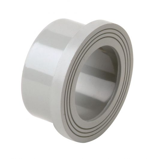 Corzan Stub Flange Plain-Serrated
