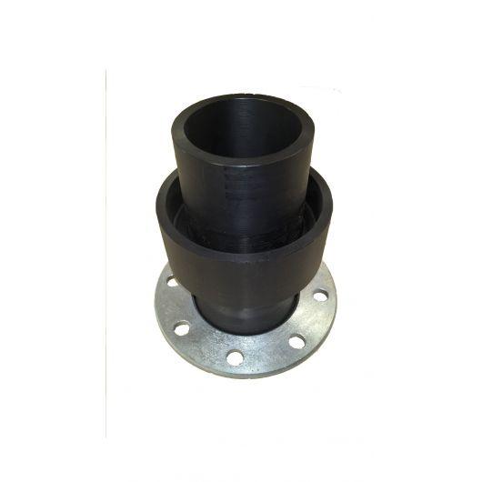PLX SC Spigot Pipe-in-Pipe Stub Flange