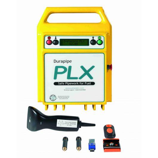 PLX Welding Machine Connexion Blue Light Manual