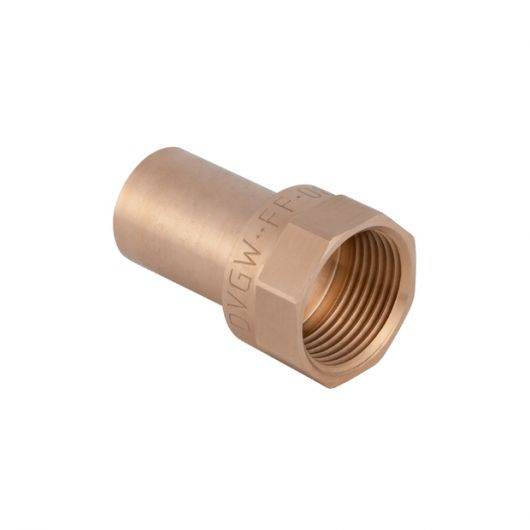 Adaptor with Female Thread and Plain End