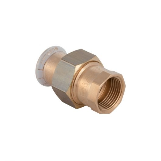 Adaptor Union with Female Thread