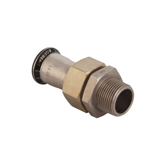 Adaptor Union Male Thread R