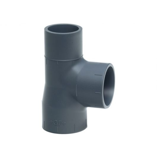 Pro-Fit Tee 90 Socket And Spigot