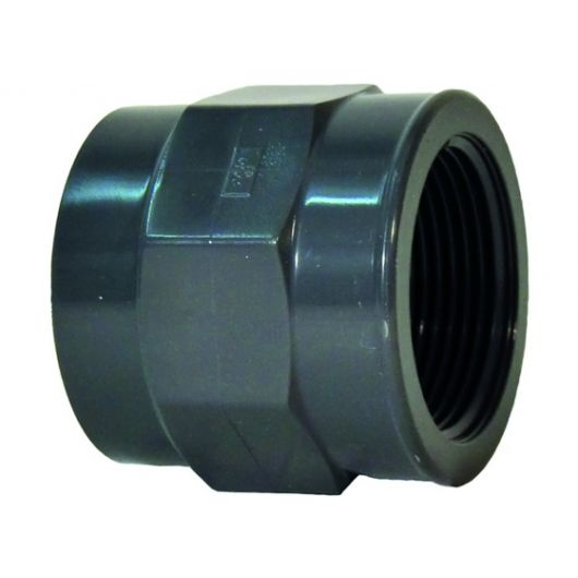 Adaptor Socket Plain to Threaded
