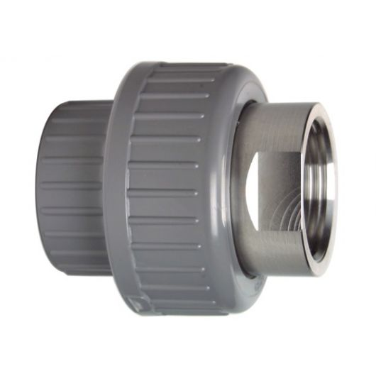 Adaptor Union Female - Stainless Steel