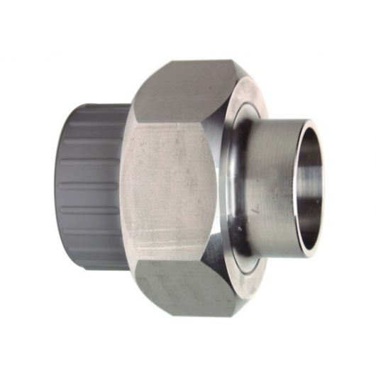 Adaptor Union Welding End - Stainless Steel