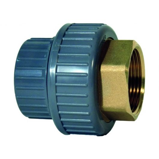 Adaptor Union Female - Brass