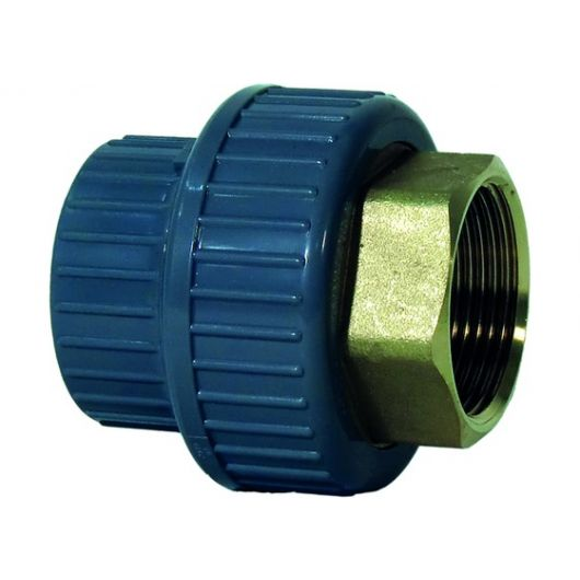 Adaptor Union Female Thread - Brass
