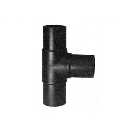 Long Spigot Equal Tee SDR17-17.6