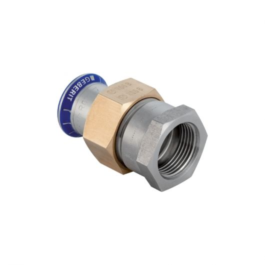 Adaptor Union with Female Thread (Si-Free)