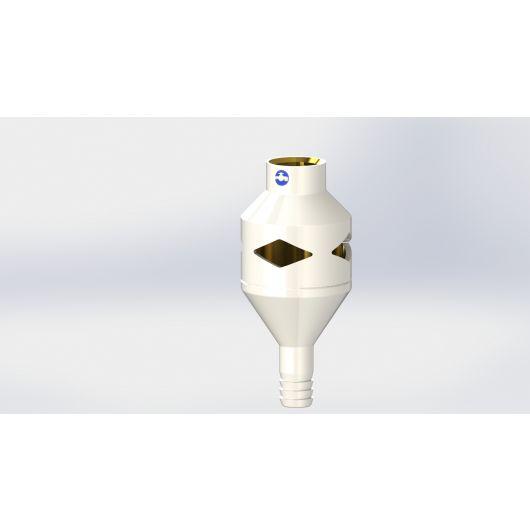 Arboles Anti Siphon Nozzle