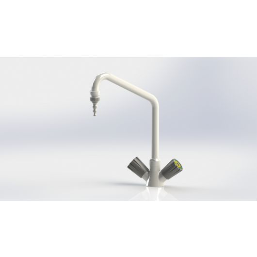 Arboles Monobloc Mixer Tap With Removable Nozzle