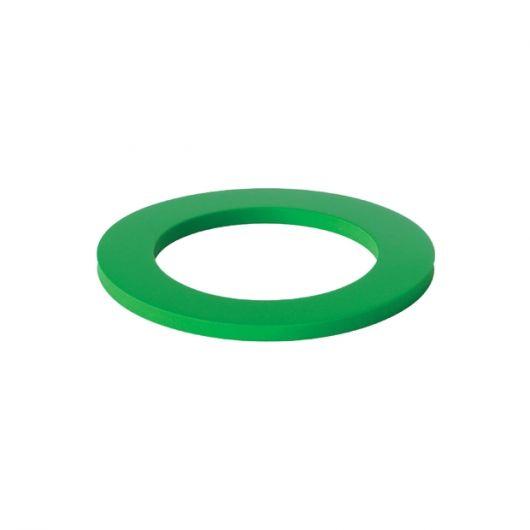 Geberit Mapress Flat Gasket  FPM  Green