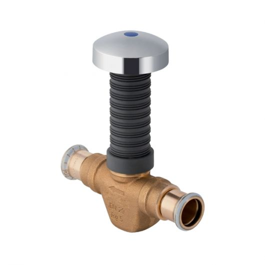 Geberit Mapress Concealed Stop Valve with Cover Co