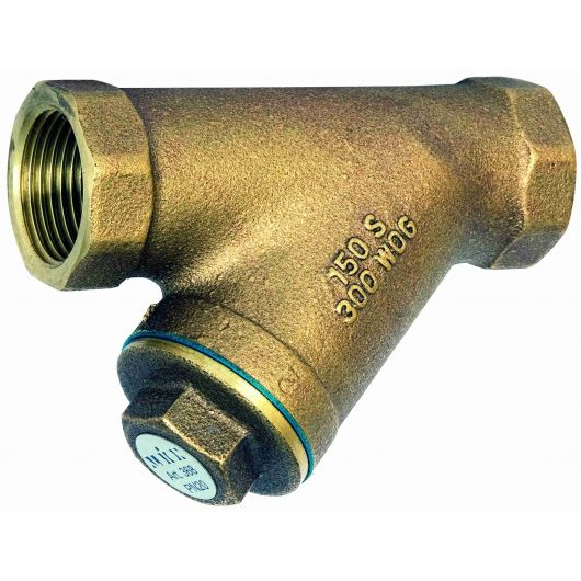 ART368 Bronze 'Y' Type Strainer BSP Taper
