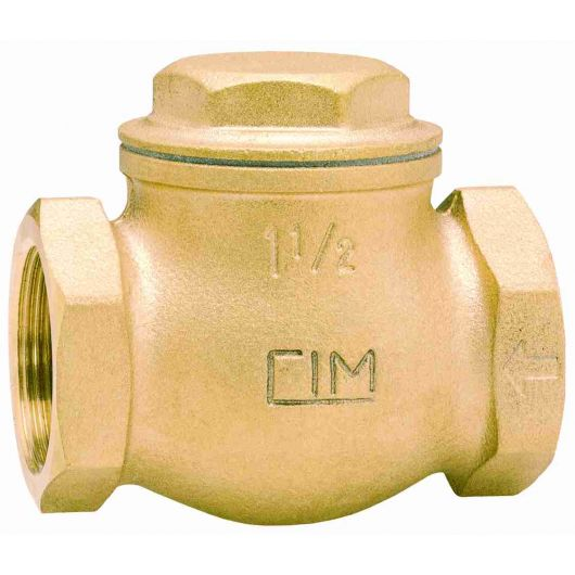 ART380 Bronze Lift Check Valve BSPP