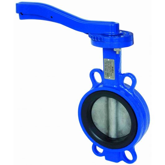 ART110 Ductile Iron Wafer Butterfly Valve