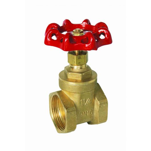 ART611 Brass Gate Valve BSP Parallel