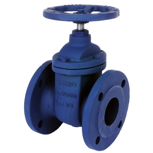 ART105 Cast Iron PN16 Flanged Gate Valve