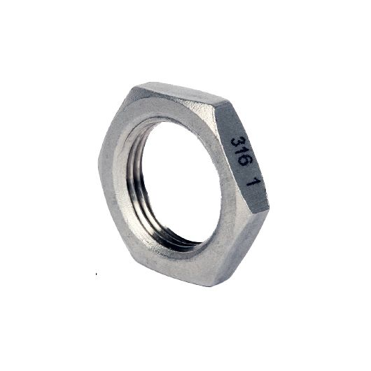 ARTHB Stainless Steel Hexagon Backnut