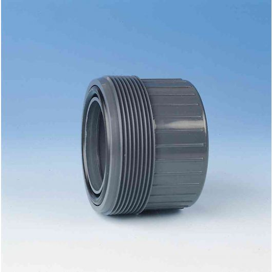 TP PVC-U Union with O-Ring EPDM
