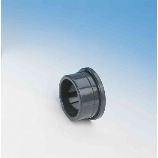 TP PVC-U Socket for VSK-VSA-VRO Valves Plain