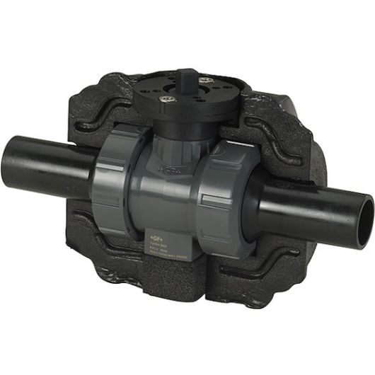 Cool-Fit 2.0 546 Ball Valve Bare Shaft EPDM
