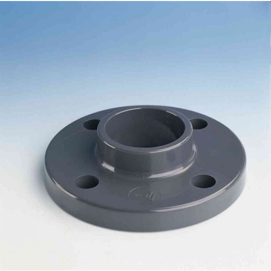 TP PVC-U Fixed Flange Threaded