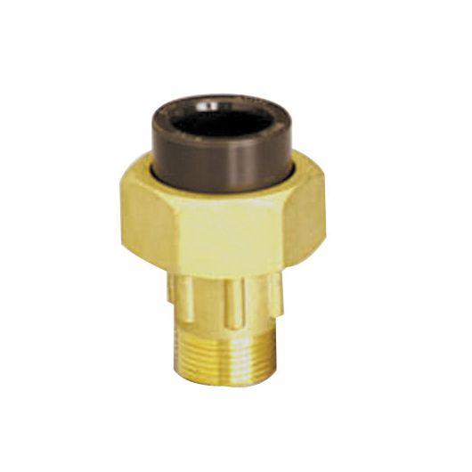 HTA CPVC 3 Piece Union Male Thread Brass