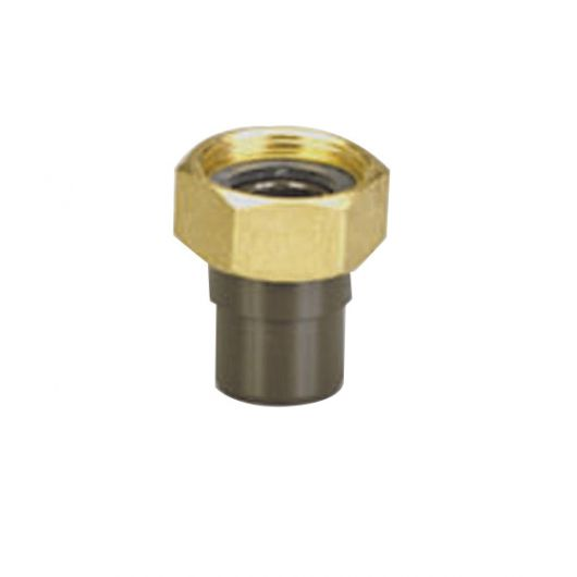 HTA Tap Connector with Brass Nut