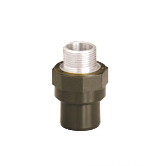 HTA Adaptor Nipple A 316L St.St. M.I. Insert
