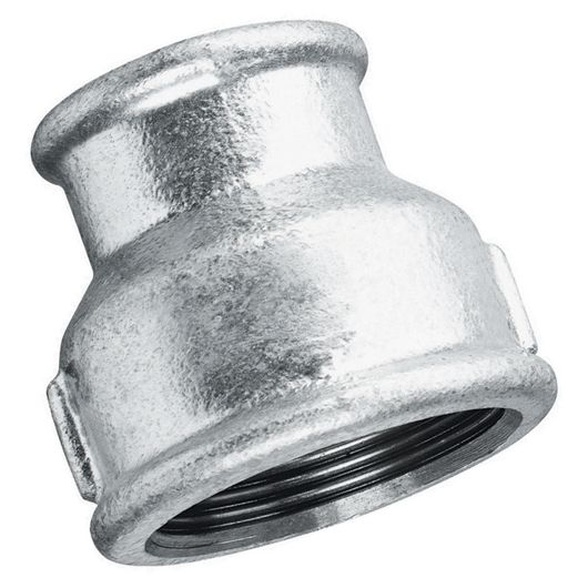 Galvanised Reducing Socket BSPP