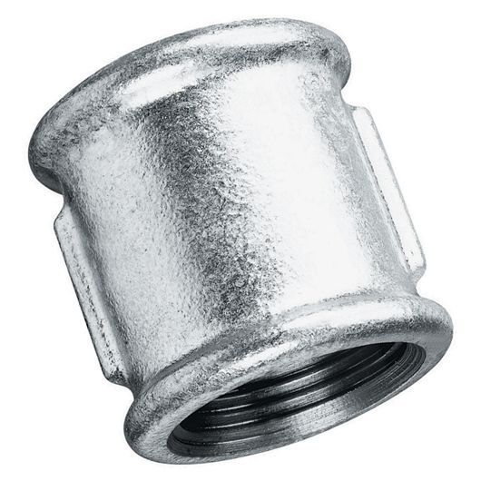 Galvanised Equal Socket Female BSPP