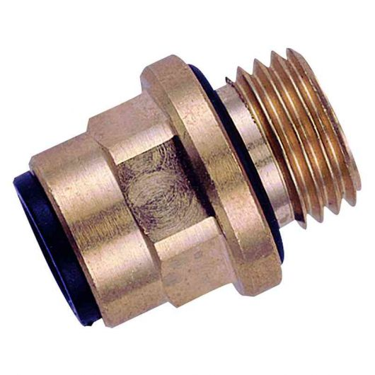 Ml Threaded Adaptors Brass
