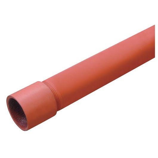 Medium Gr. Red Oxide Primed Sock. Tube 3.25 Metre
