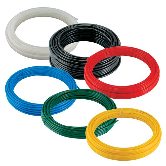 Flexible Nylon Tube Coil Metric
