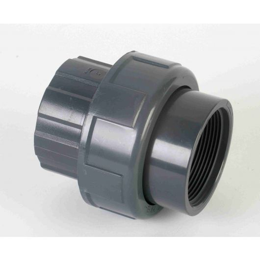 PVC Union BSP Threaded