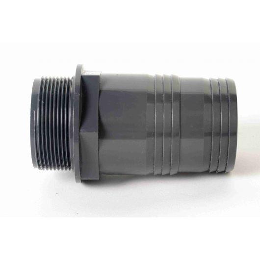 PVC Hose Adaptor BSP- Metric