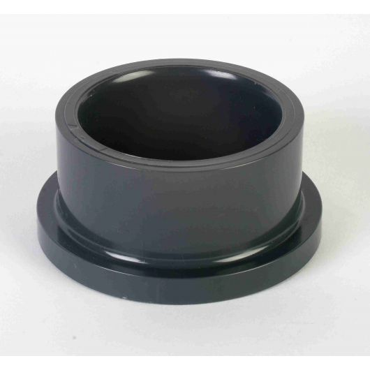 PVC Stub Flange Serrated Face