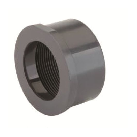 TP PVC-U Union End Threaded